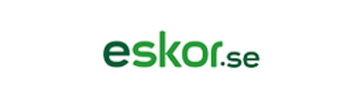 Få cashback på ditt köp från Eskor.se