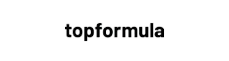 Topformula